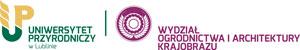 Wydział Ogrodnictwa i Architektury Krajobrazu logo