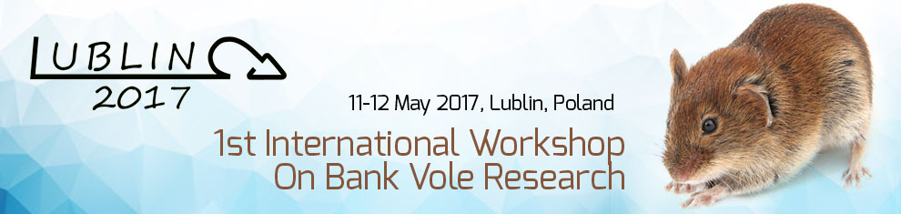 1st International Workshop On Bank Vole Research